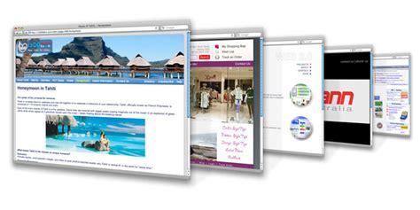 Creation Website by Website Creation