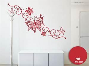 Ral Farben Rot : wandtattoo farben vs ral farben im farbvergleich ~ Lizthompson.info Haus und Dekorationen