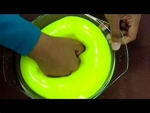 How to make jelly neon slime