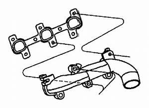 32 2006 Dodge Dakota Exhaust System Diagram