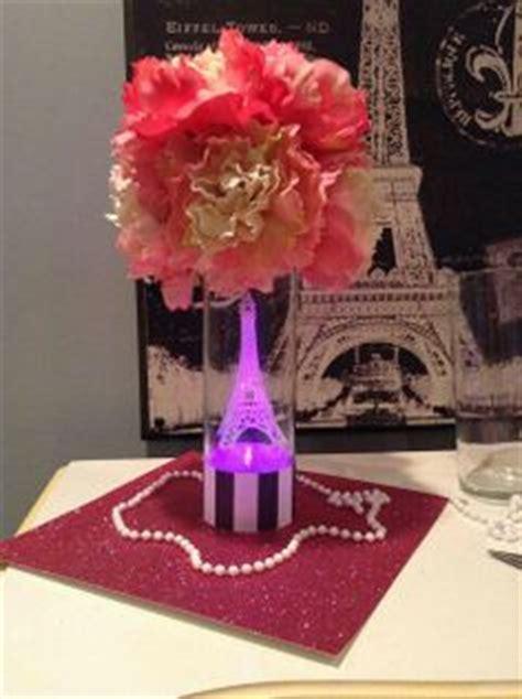 Cute Bridal Shower Themes by 1000 Ideas About Paris Theme Centerpieces On Pinterest