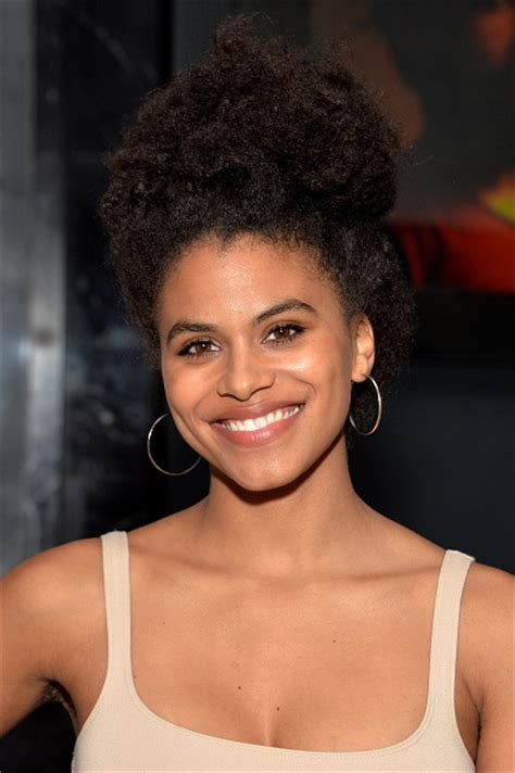 Hair Crush: Zazie Beetz's Afro Slay