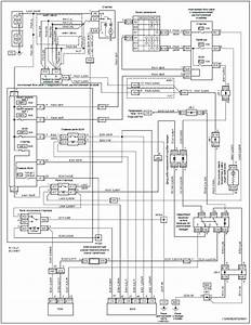 Isuzu N-series Elf Trucks Wiring Diagrams