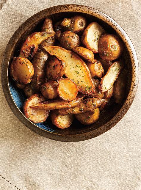cuisine topinambour topinambours rôtis ricardo