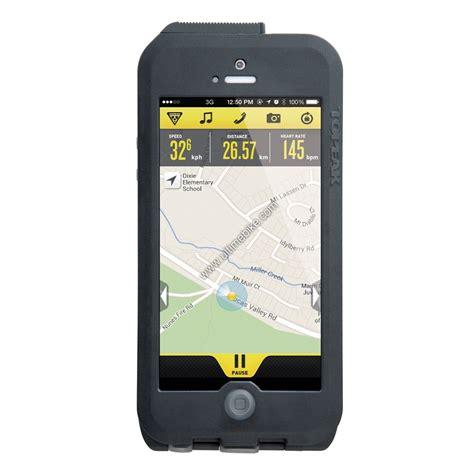 housse etanche iphone 5 housse 233 tanche et support de smartphone topeak ridecase iphone 5 5s gris accessoires sur