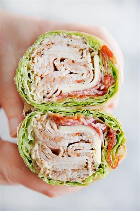 lexis clean kitchen     lettuce wrap sandwich