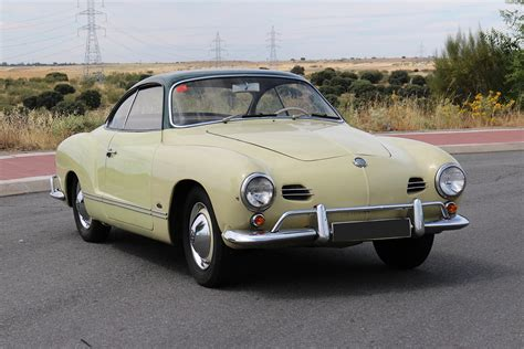 karmann ghia coupe  sale collection cars