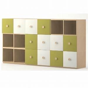 Meuble Casier Blanc : mobilier table meuble rangement casier ~ Teatrodelosmanantiales.com Idées de Décoration
