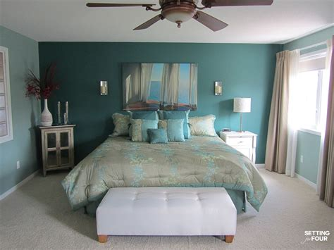 choosing our bedroom paint color sherwin williams white setting for four