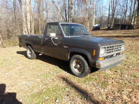 buy used ford ranger turbo diesel 2 3l 30 mpg in mooresville carolina united states