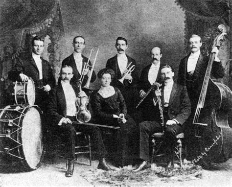 The Growth Of Music In Early Winnipeg To