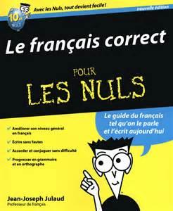 Jardiner Pour Les Nuls by Le Fran 231 Ais Correct Pour Les Nuls Ebook 183 Ebooks 183 El