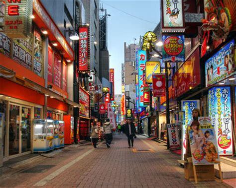 tokyo red light district kabukicho shinjuku nightlife district tokyo red light