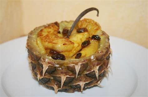 dessert ananas frais marmiton recette ananas frais caram 233 lis 233 750g