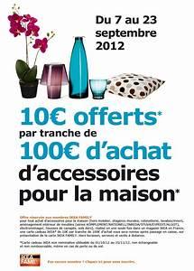 Promo Castorama 15 Par Tranche De 100 : promotion ikea 10 offerts par tranche de 100 d 39 achats ~ Dailycaller-alerts.com Idées de Décoration