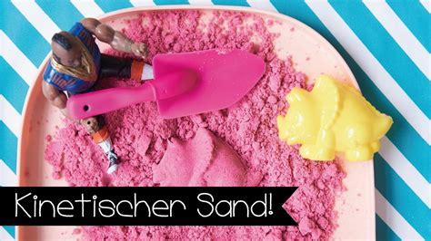 kinetic sand selber machen mit sand kinetic sand selber machen mit sand kinetic sand selber machen rezept f r bunten