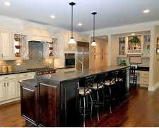 Minimalis Large Kitchen Islands With Seating Gallery Kitchen Island Images