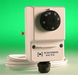 Hot Water Cylinder Thermostat