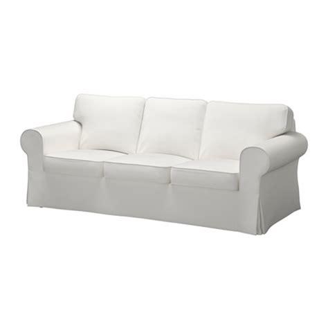 housse de canapé blanche ektorp housse de canapé 3pla vittaryd blanc ikea