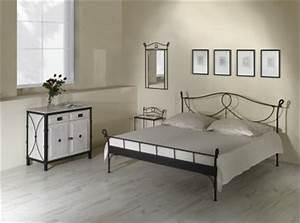 Lit Fer Forgé 160x200 : lit modena lits romantiques iron art ~ Teatrodelosmanantiales.com Idées de Décoration