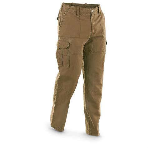 Guide Gear Men's Cargo Pants - 224167, Jeans & Pants at