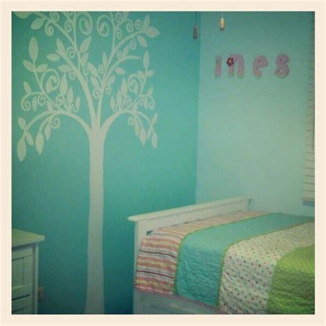 arbol pintado cuarto gemelas arboles pintados cuarto nina  cuartos