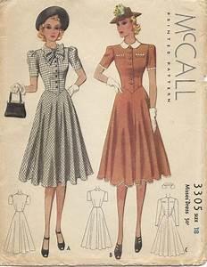 Tenue Femme Année 30 : robe swing ann es 30 ~ Farleysfitness.com Idées de Décoration