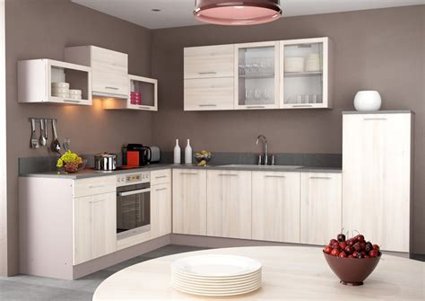 meubles hauts de cuisine meuble cuisine moderne cuisine en image