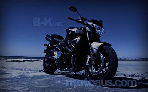 Suzuki B-king Desktop Wallpaper 1440 Widescreen