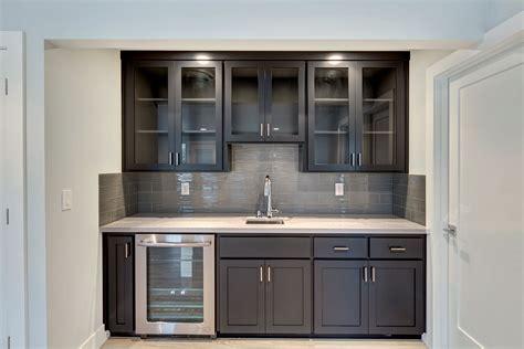 kitchen cabinet bar basement bar kitchen with a wine bar white quartz 2359