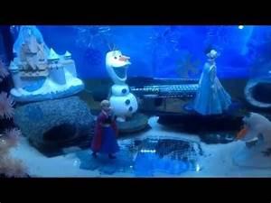 Fish Tank Background Disney Frozen Fish Tank Theme Youtube
