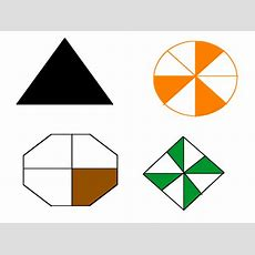 Fractions Of Shapes By Pauljelley  Teaching Resources