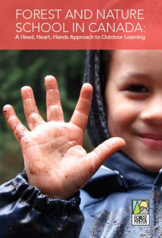forest  nature school  canada  head heart hands
