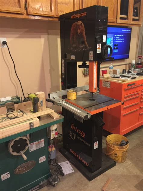 hp bandsaw anniversary edition grizzly industrial