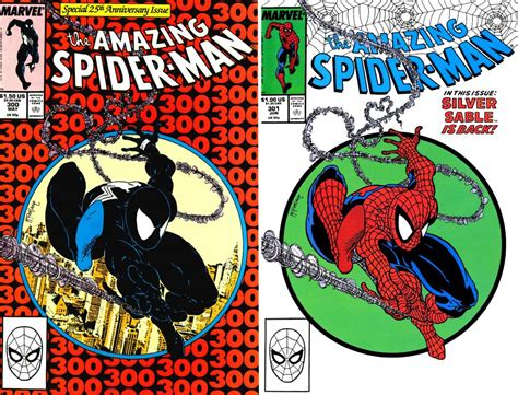 Top 10 Amazing Spider-man Covers