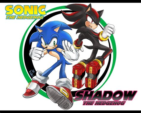 Sonic And Shadow 2 By Ka1513-2 On Deviantart