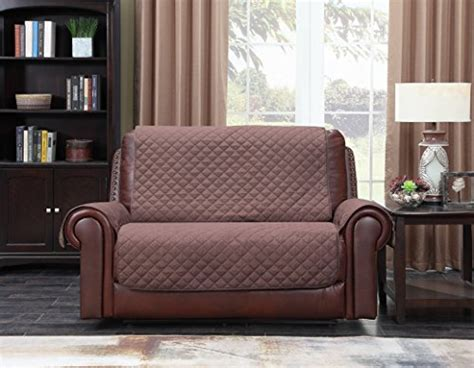 Non Slip Cover For Leather Sofa by Home Premium Waterproof Slipcover For Leather