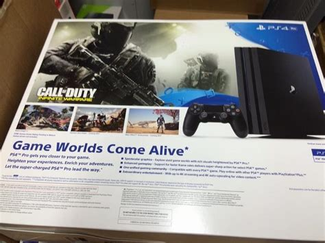 ps pro starts arriving  retailers leaked pics detail