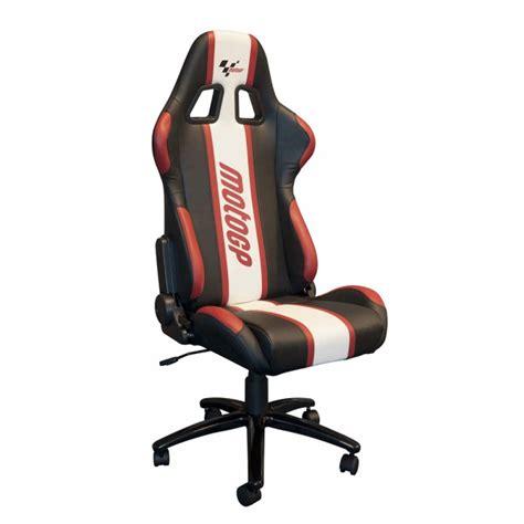 fauteuil de bureau racing siége paddock moto gp race gmr racing