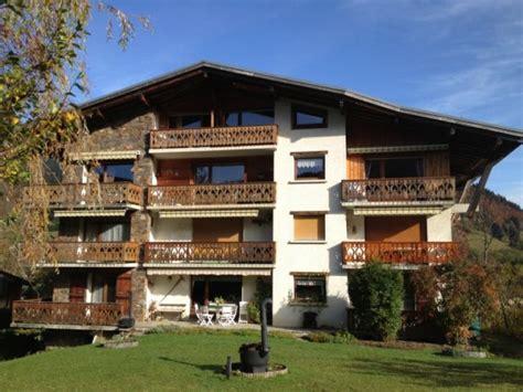 location appartement en chalet la crisette praz sur arly 13543 chalet montagne