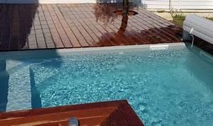 vercors piscine piscine en bois mini piscine With marvelous terrasse piscine semi enterree 12 piscines bois petite piscine hors sol enterree