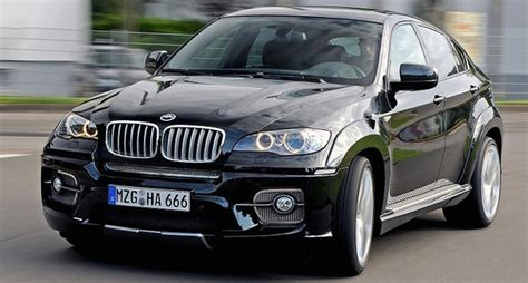 2010 Bmw X6 By Hartge  Car Review @ Top Speed
