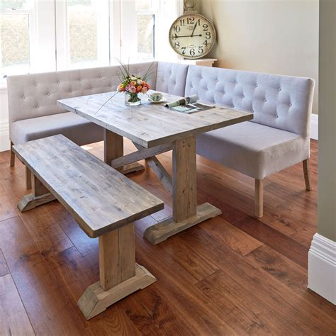 Dining Room Table With Bench And Chairs by 163 1099 Sale Alina 150cm Dining Table With Corner And