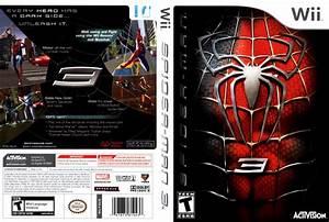 Spider Man 3 - Nintendo Wii Game Covers - Spider Man 3 DVD ...