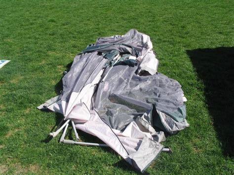 agility tent