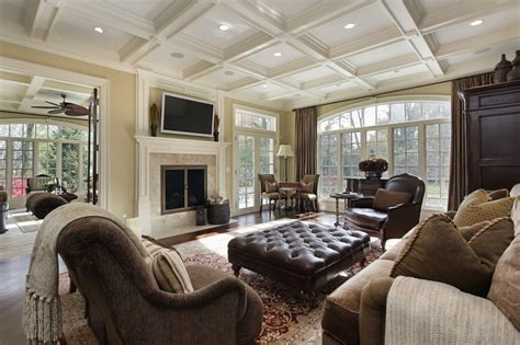Luxury Living Room Ideas (pictures Of Beautiful Rooms
