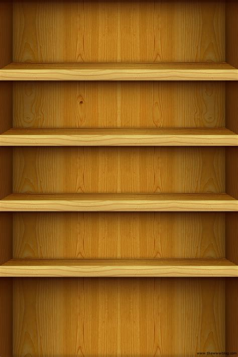 light wood shelves the www 15 awesome iphone shelf wallpapers for home