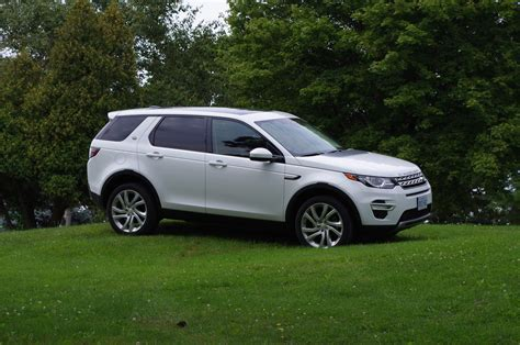 Land Rover Discovery Sport Photo by Review 2015 Land Rover Discovery Sport Canadian Auto Review