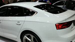 Audi A5 Sportback - 2017 Canadian International Auto Show ...