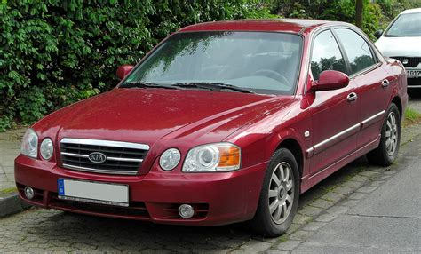 kia optima wikipedia wolna encyklopedia